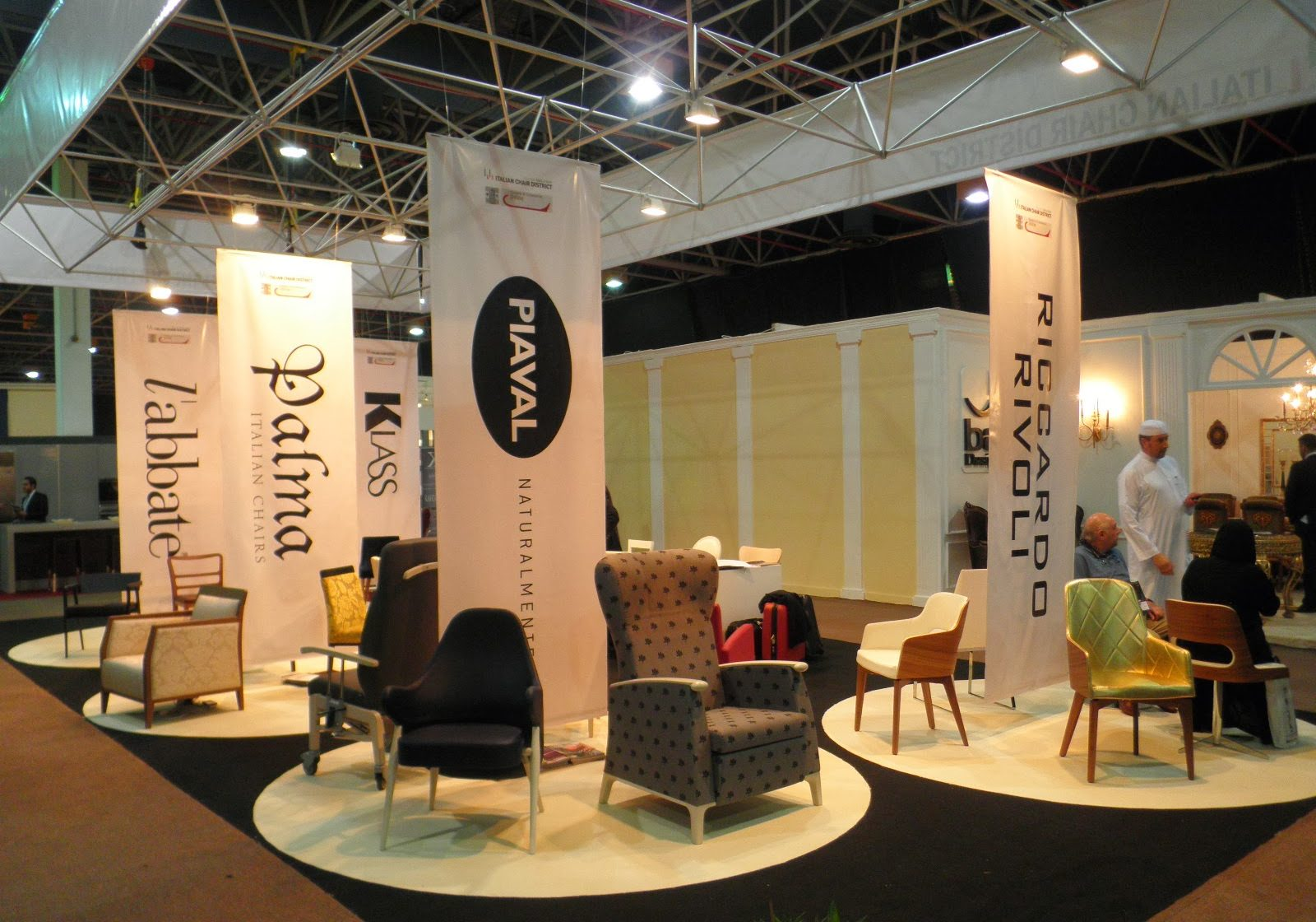 ICDFIM @ Decofair 2013