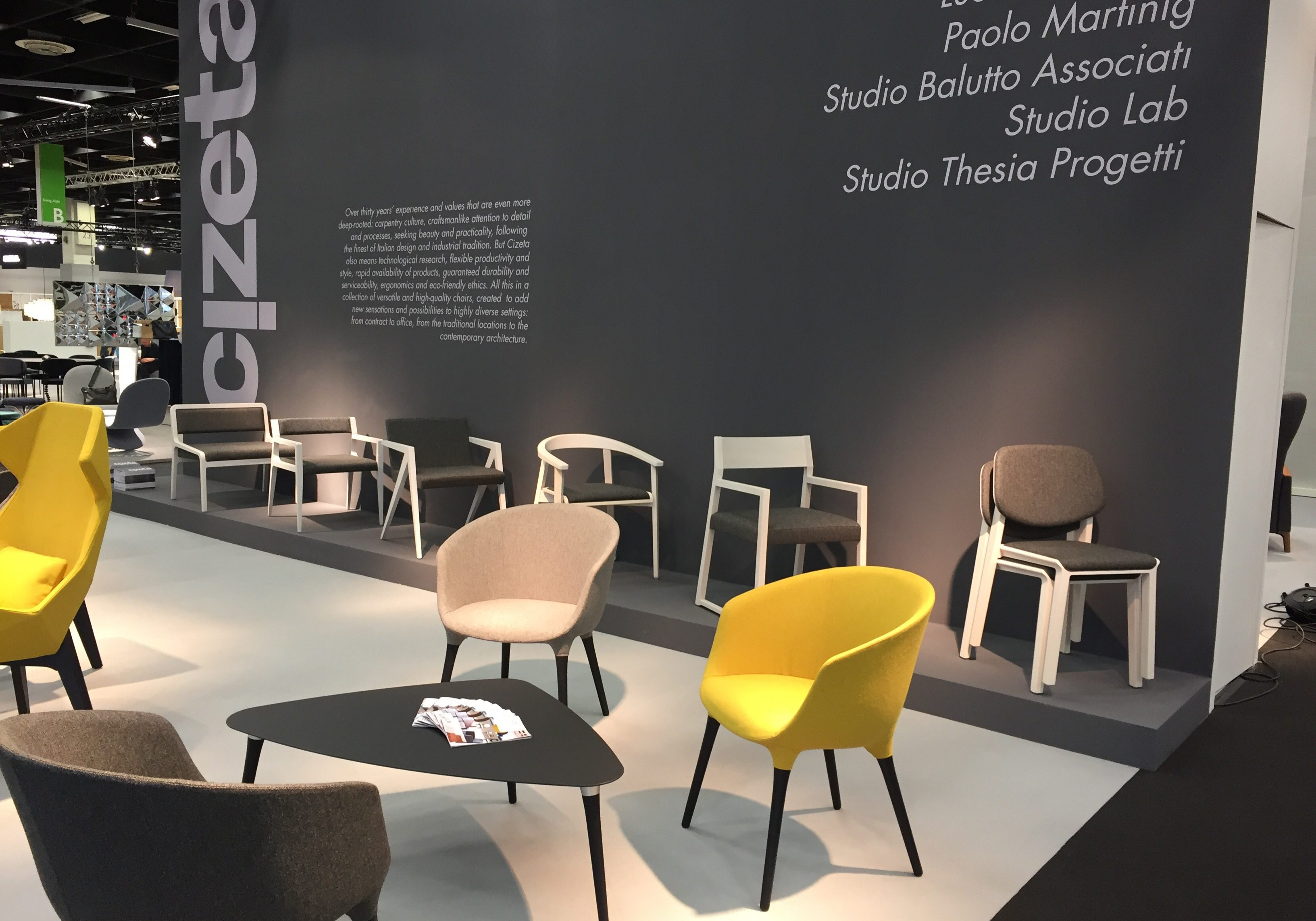 ICDFIM @ Orgatec - Cizeta Group